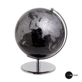 черный настольный глобус